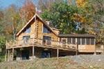 All-American Log Home