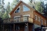 Chalet II Log Home