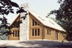 Halifax Log Home