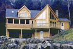 Hampton Log Home