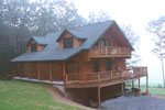 Lehighton Log Home