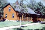 Salisbury Log Home