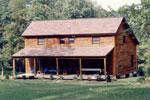 Scituate Log Home
