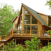 Crockett Log Homes