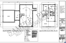 Sample Log Home Final Plans