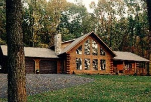 Northumberland, Dauphin and Schuylkill Ppennsylvania Log Homes