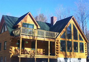 Mechanicsburg pa log homes 17050 central pennsylvania for Home builders in central pa