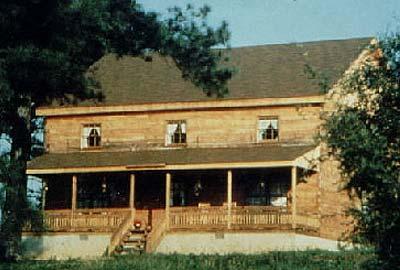 Harrisburg Log Home