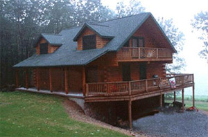VA Log Homes