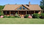 Monadnock Log Home