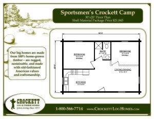 Sportsman Crockett Camp