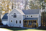 Agamenticus Post and Beam Timberframe Home