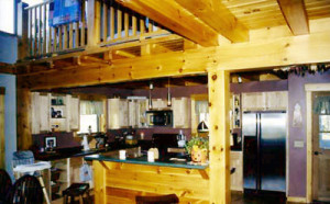 agamenticus timber frame