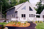 Drummer Hill Post and Beam Timberframe Home