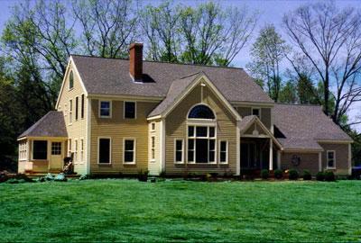 Hollis Timberframe Post & Beam home