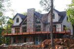 Mechanicsburg Post and Beam Timber Frame House