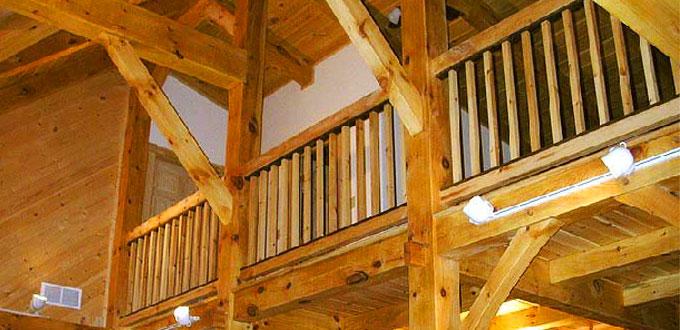 Crockett Timber Frame Homes A Work Of Art