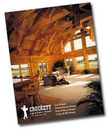 Crockett Log Homes Brochure