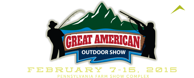 Crockett log homes at the great american outdoor show for Great american homes