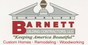 Barnett Building Contractors log home builders