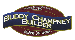 Buddy Champney log home builder contractor