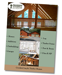 Crockett Log Homes Catalog