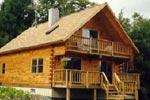 Chalet I Log Home