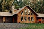Eagles Mere II Log Home