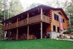 Holly Log Home