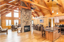 Learn About Our Veterans Log Homes projects