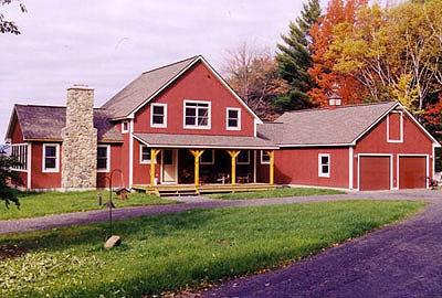 heritage timberframe home
