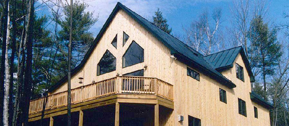 ...or choose from dozens of Timber Frame and Post & Beam designs