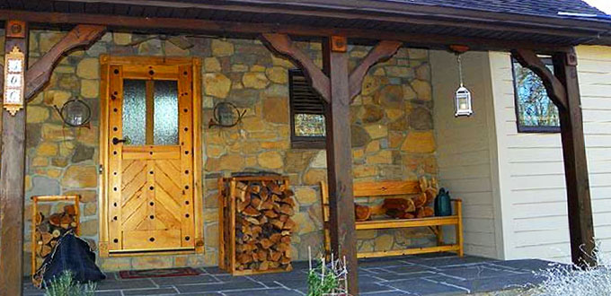 Crockett Timber Frame Homes A Work Of Art