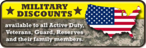 Crockett Log and Timber Frame Homes Military Discount