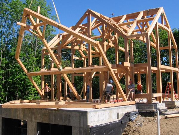 timberframe-framing