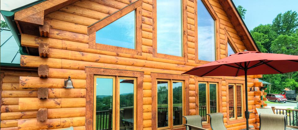 crockett log cabin