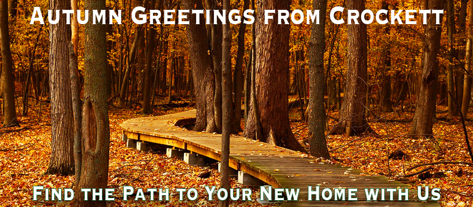 Find the Path to your new home with Crockett Log & Timber Frame Homes